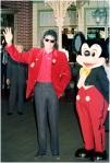 Michael Jackson Visits Tokyo Disney Land