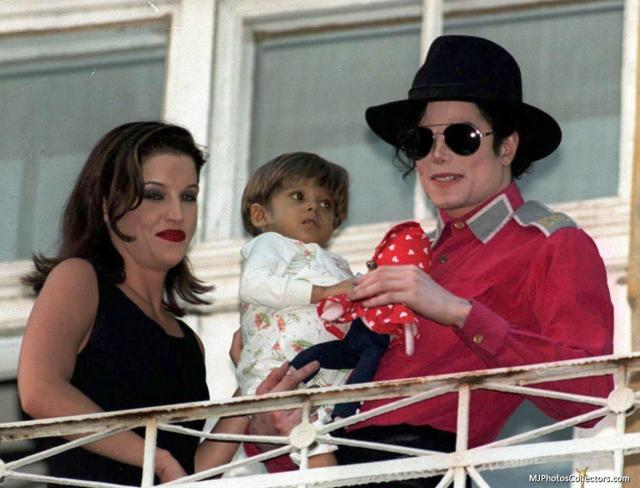 Michael Jackson Bela Farkas MJJphotocollectors