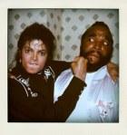 Μάικλ Τζάκσον και Mister-T