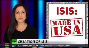 Isis created by usa
