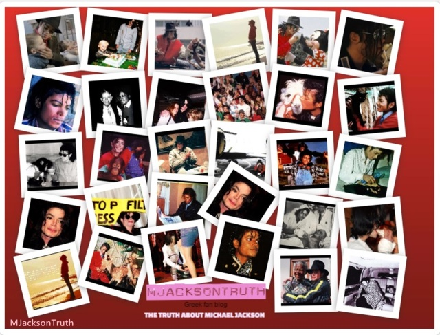 Michael Jackson collage MJacksonTruth