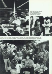 Ola Ray 80s magazine