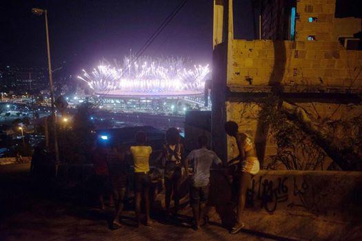 Ολυμπιακοί Αγώνες Ρίο 2016. Οι φτωχοί κοιτούν από μακριά