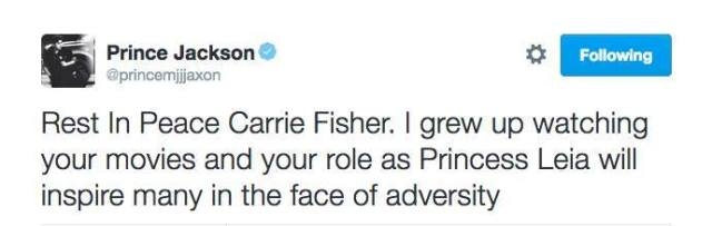 prince-jackson-carrie-fisher-loss